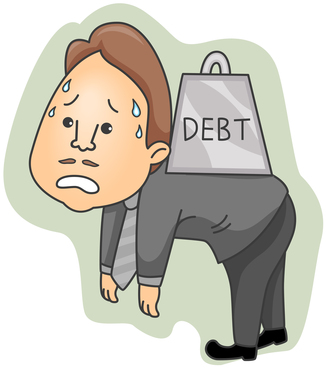 debt and a quick loan